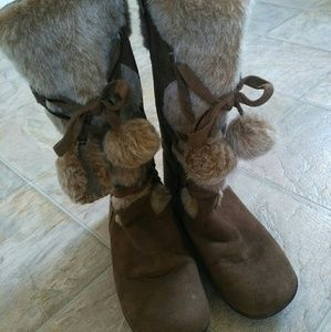 Polo brand winter boots!